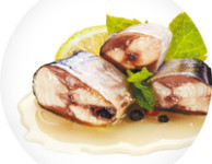 Recipes of canned Saury